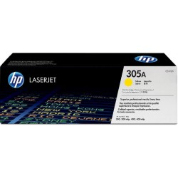 hp - Toner Original 305A Amarillo