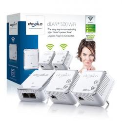 dLAN 500 WiFi Network Kit