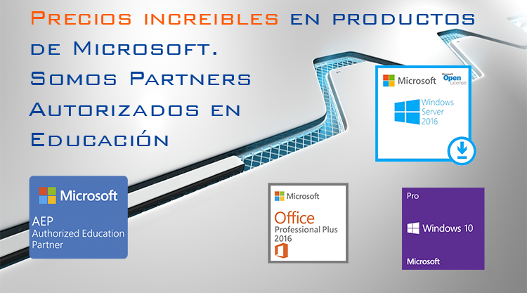 Licencias Educaticas Microsoft por Volumen